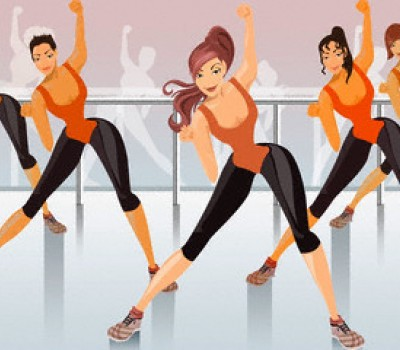 aerobic, step aerobic, bodystyling